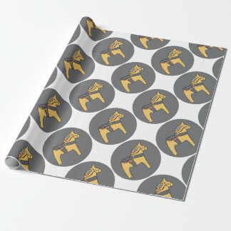 Hest Creative - Grey Wrapping Paper