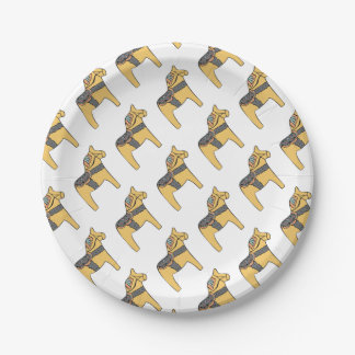 Hest Creative Paper Plate