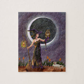 Hester and the Owl Jigsaw Puzzle