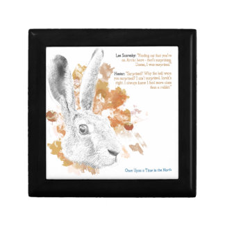 Hester, Hare Daemon from His Dark Materials Gift Box