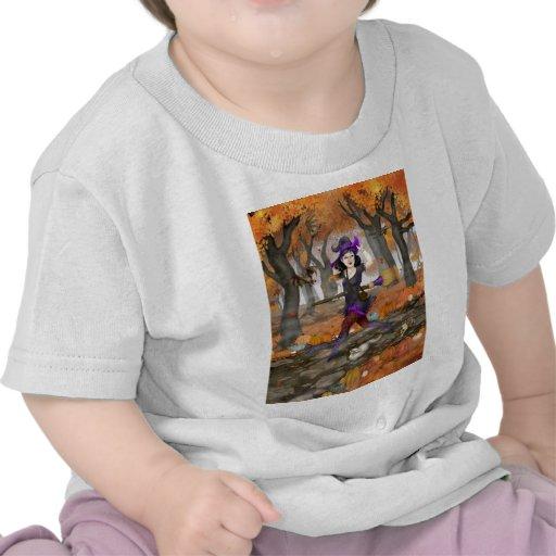 Hester's Autumn Adventure Tshirt