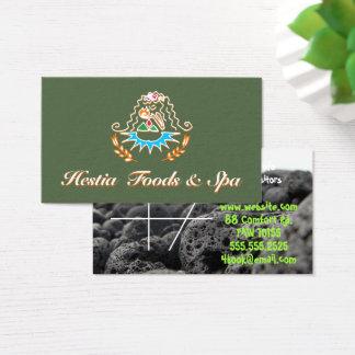 HESTIA BUSINESS CARD
