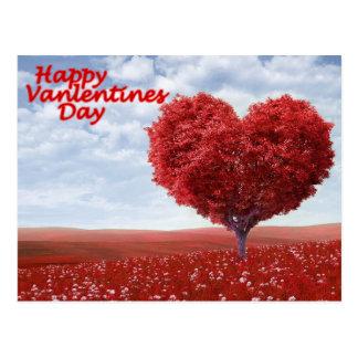 Heureuse Sainte-Valentin Carte Postale