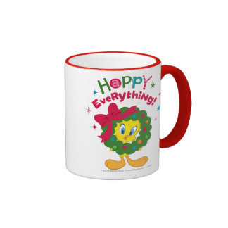 Heureux tout mug ringer