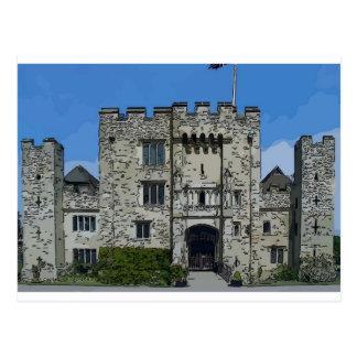 Hever Castle Postcard
