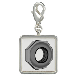 Hex Nut Charm
