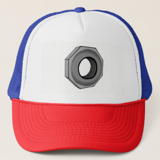 Hex Nut Trucker Hat