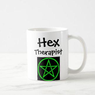 Hex Therapist Coffee Mug
