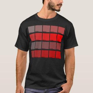 Hexadecimal Colors Hue 41-60 T-Shirt