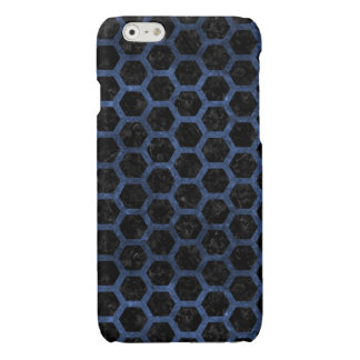HEXAGON2 BLACK MARBLE & BLUE STONE