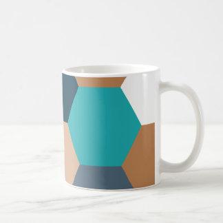 Hexagon Coffee Mug