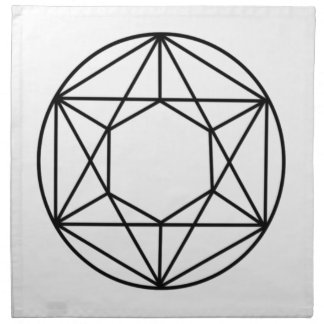 Hexagon Gem2 Napkin