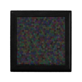 hexagon pattern gift box