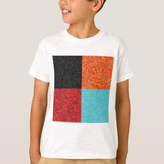 hexagon pattern T-Shirt