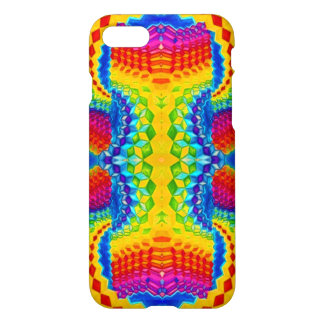 Hexagon Waves (redux) iPhone 7 Case
