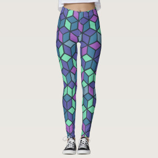Hexagon Yoga Pants