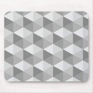 Hexagons Mouse Pad