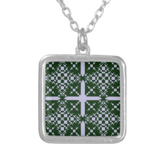 Hexenwald No. 1 Silver Plated Necklace