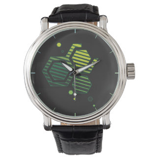 Hexometric watch