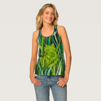 Hey Baby...Hang Around with ME! Tank Top!