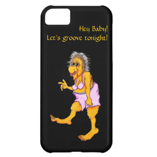 Hey baby! Let's groove tonight! Cover For iPhone 5C