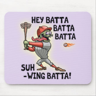 Hey Batta Baxter Mouse Pad
