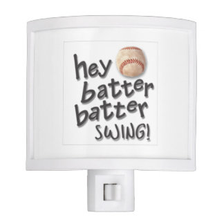 Hey Batter Batter night light