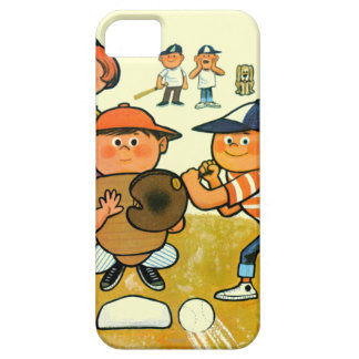 Hey Batter! iPhone 5 Cases