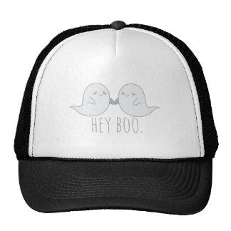 Hey Boo Trucker Hat