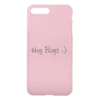 """ Hey boys"" Phone case"