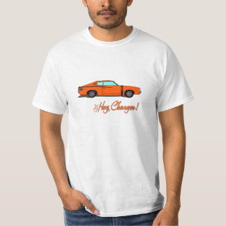 Hey, Charger T-Shirt