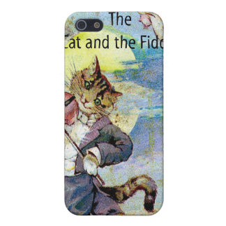 Hey diddle diddle iphone cover iPhone 5/5S case