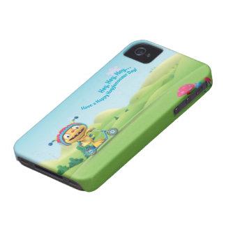 Hey, Hey, Hey Case-Mate iPhone 4 Cases