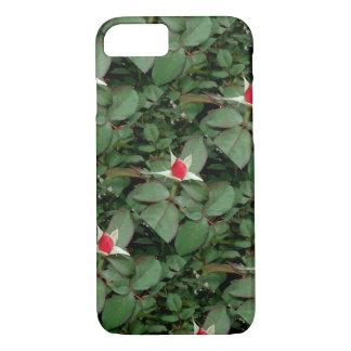 HEY! I'M BUDDING HERE! (rose design) ~ iPhone 7 Case
