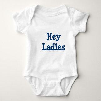 Hey Ladies Baby Baby Bodysuit