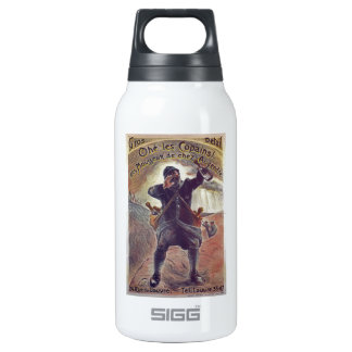 Hey Lads! Champagne By A. Grebel France WWI 1915 Insulated Water Bottle