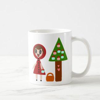 Hey Little Red Riding Hood and the Cupcake Tree Coffee Mug