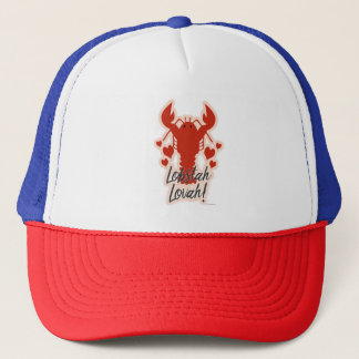Hey Lobster Lover Trucker Hat