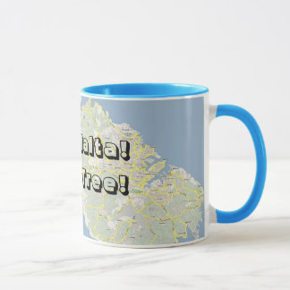 Hey, Malta! Get a Tree! Mug