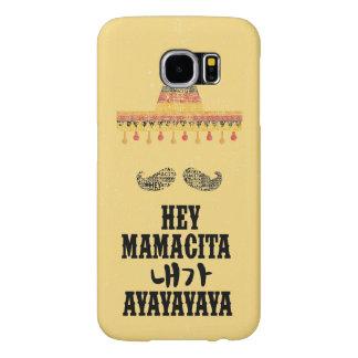 Hey Mamacita GALAXY S6 Samsung Galaxy S6 Case