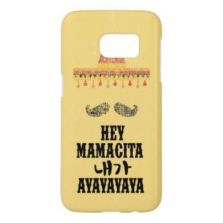 Hey Mamacita GALAXY S7 Samsung Galaxy S7 Case