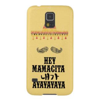 Hey Mamacita samsung galaxy s5 Galaxy S5 Cover