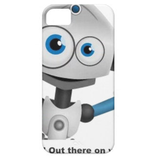 Hey robot you iPhone 5 cover