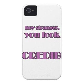 Hey Stranger iPhone 4 Cover