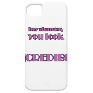 Hey Stranger iPhone 5 Cover