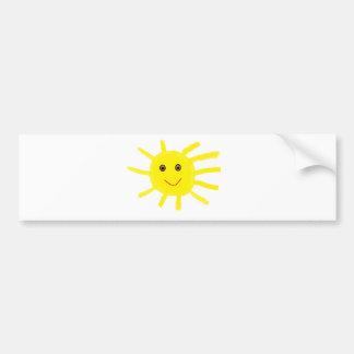 Hey Sunshine Bumper Sticker