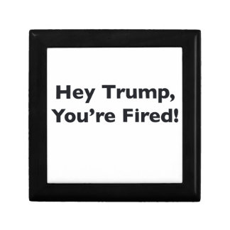 Hey Trump, You're Fired! Gift Box