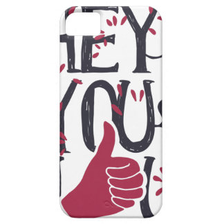 Hey you i LOVE YOU iPhone 5 Case