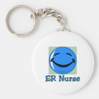 HF ER Nurse Keychain