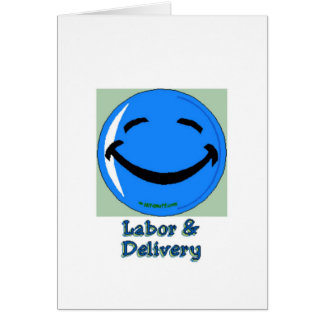 HF Labor & Delivery Card